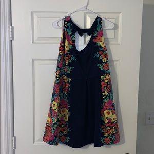 mini sun dress .
